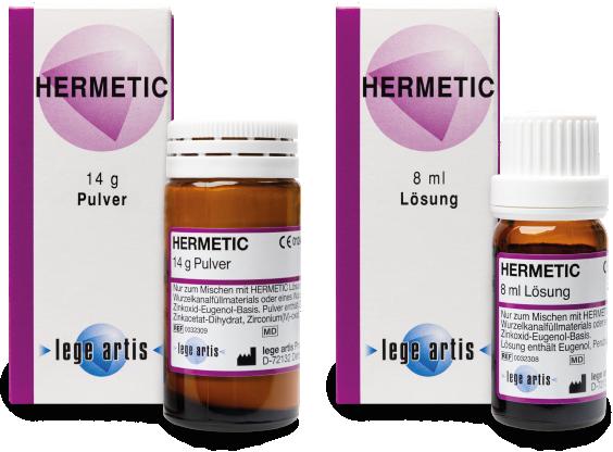 HERMETIC - Deutsch - freigestellt (Klein)