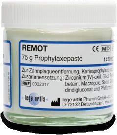 REMOT 75g - Deutsch -freigestellt (Klein)